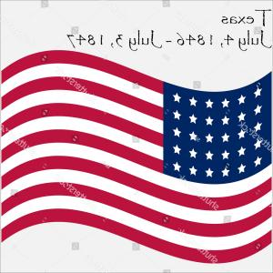 Texas American Flag Vector: Photostock Vector Praying For Texas Text On American Flag Praying For America