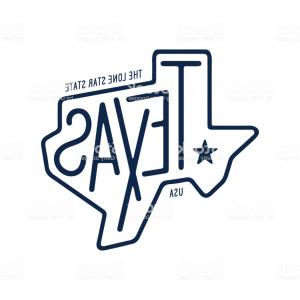 Vector Stamp Shirts: Texas Related T Shirt Design The Lone Star State Vintage Vector Illustration Gm