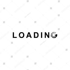 Creative Loading Vector: Text Writing Creative Solution Loading Vector