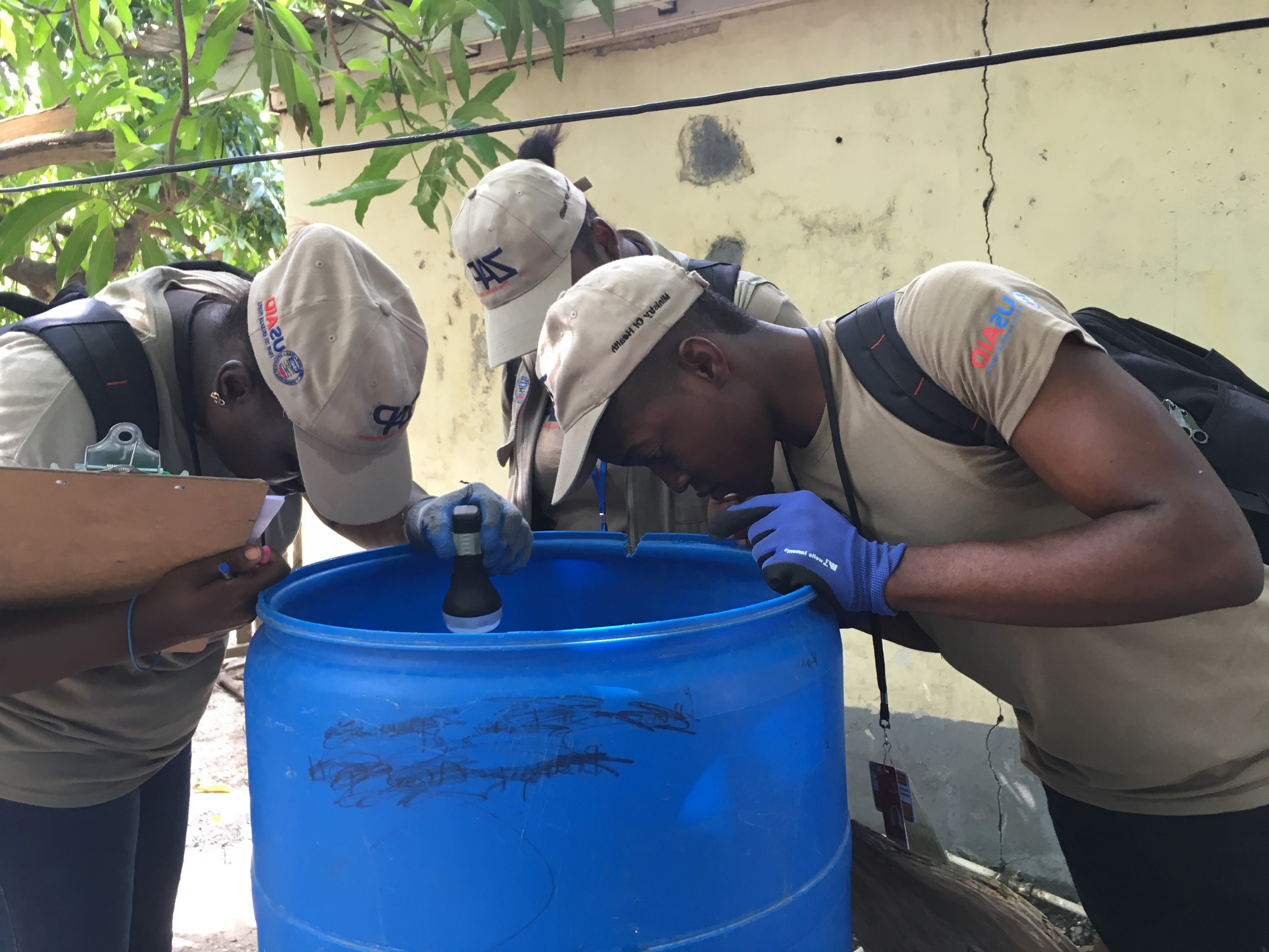 Vector Control Technician: The Fight Against The Mighty Mosquito C