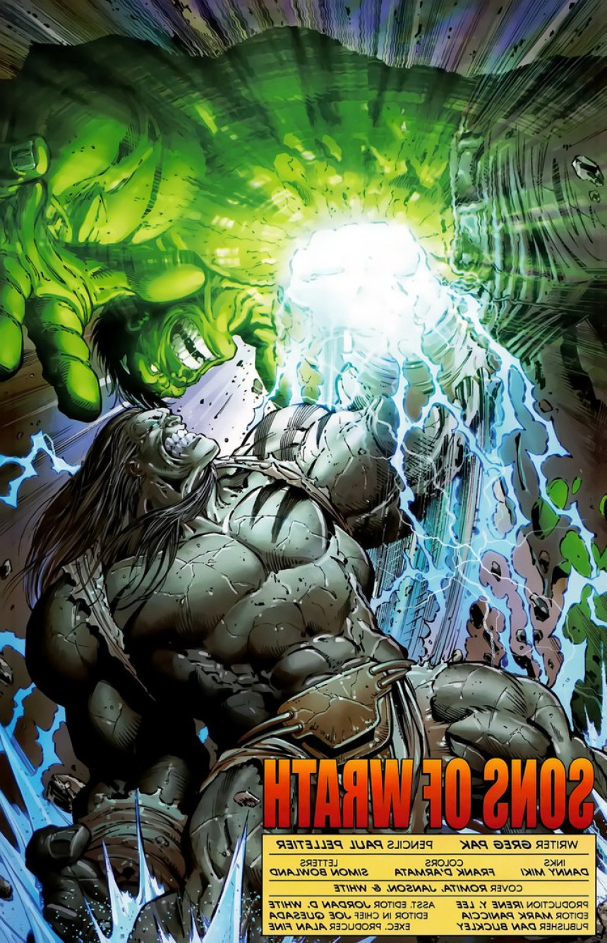 Hulk Origional Vectors: The Incredible Hulk Smashes Down A Death Battle