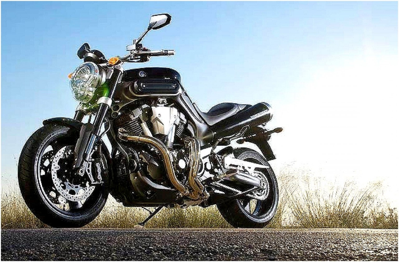 2011 Yamaha Vector Black: The Most Thrilling Yamaha Mt Ride Out