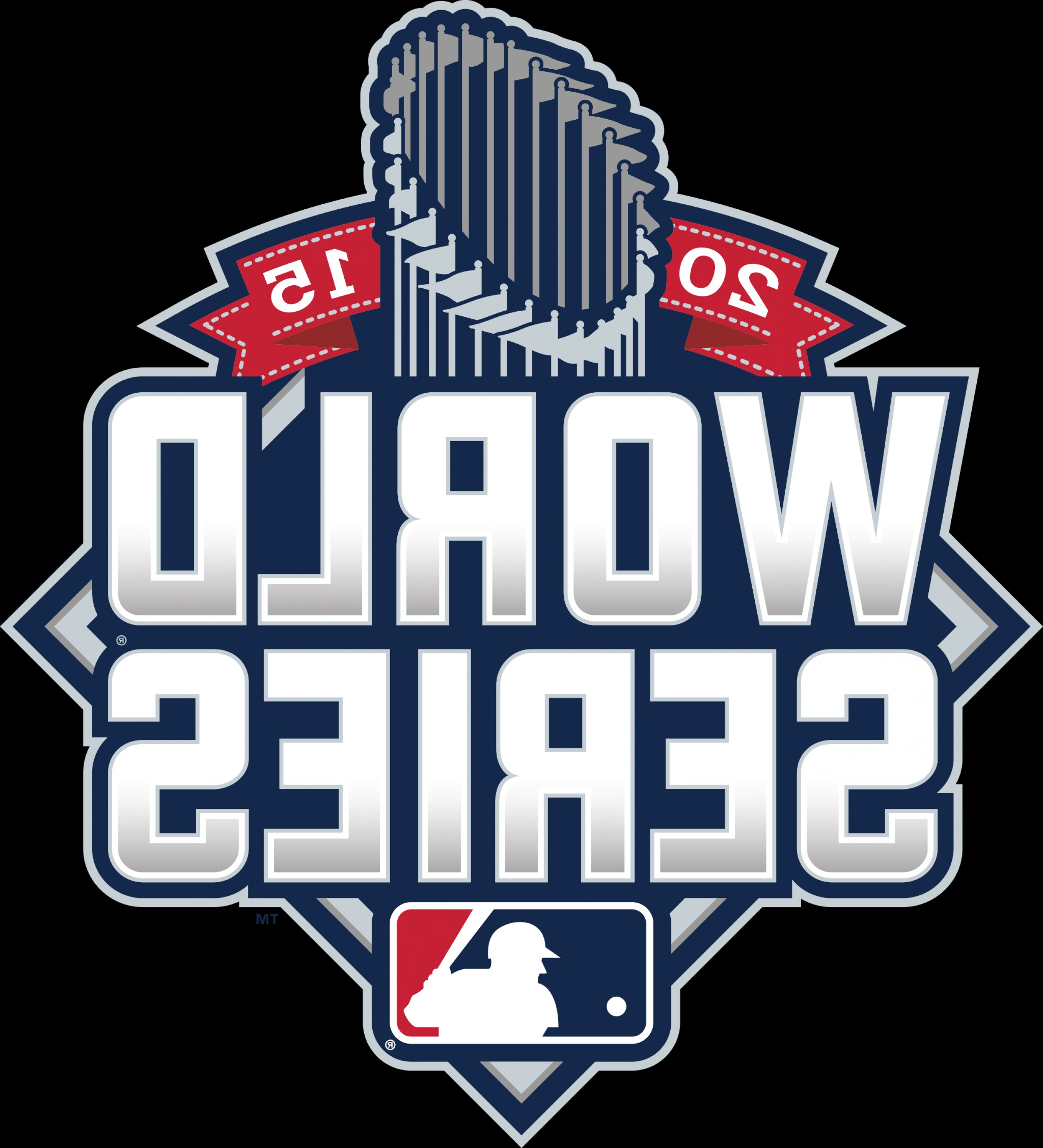 National League Baseball Logo Vector: The Royals Know They Have Their Work Cut Out For Them In The World Series