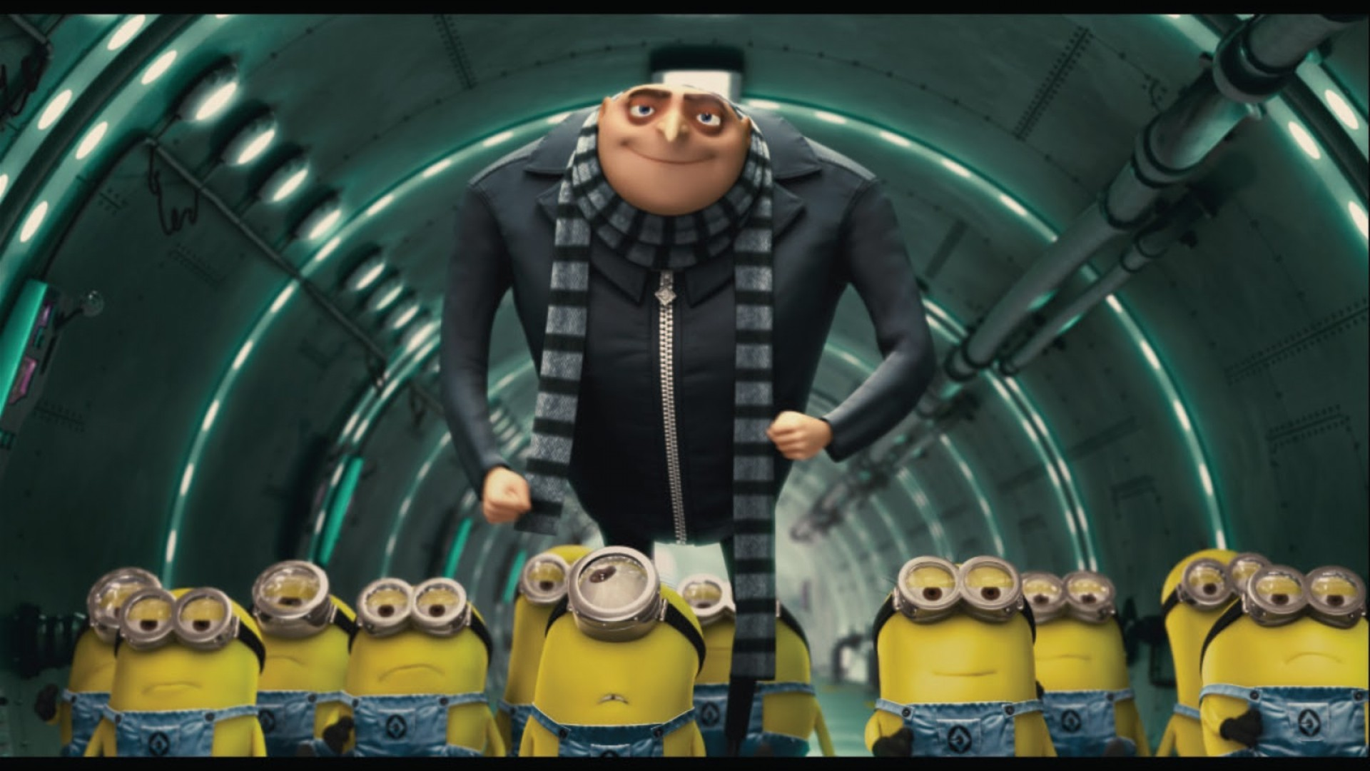 Gru Vs Vector Shrinking Ray: The Supervillain The Three Annies And The Million Minions
