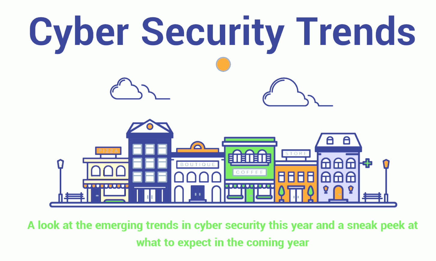 Internet Attack Vectors: The Top Cyber Security Trends In And What To Expect In