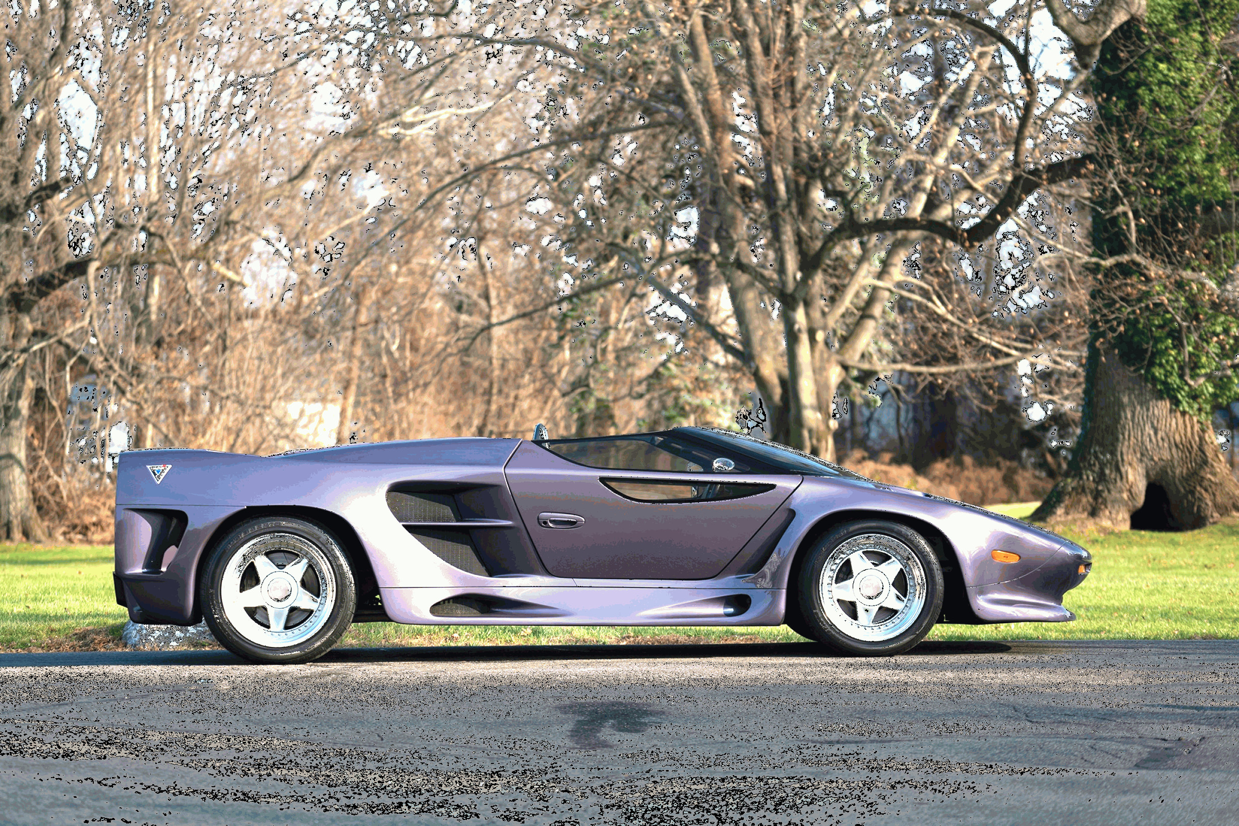 Vector Car: The Vector Wx Is The Only Car To Out Countach The Countach