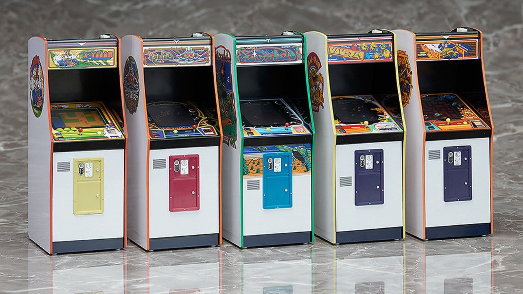 Vector Mini Arcade Machine: These Wall Mounted Arcade Cabinets Are Radical