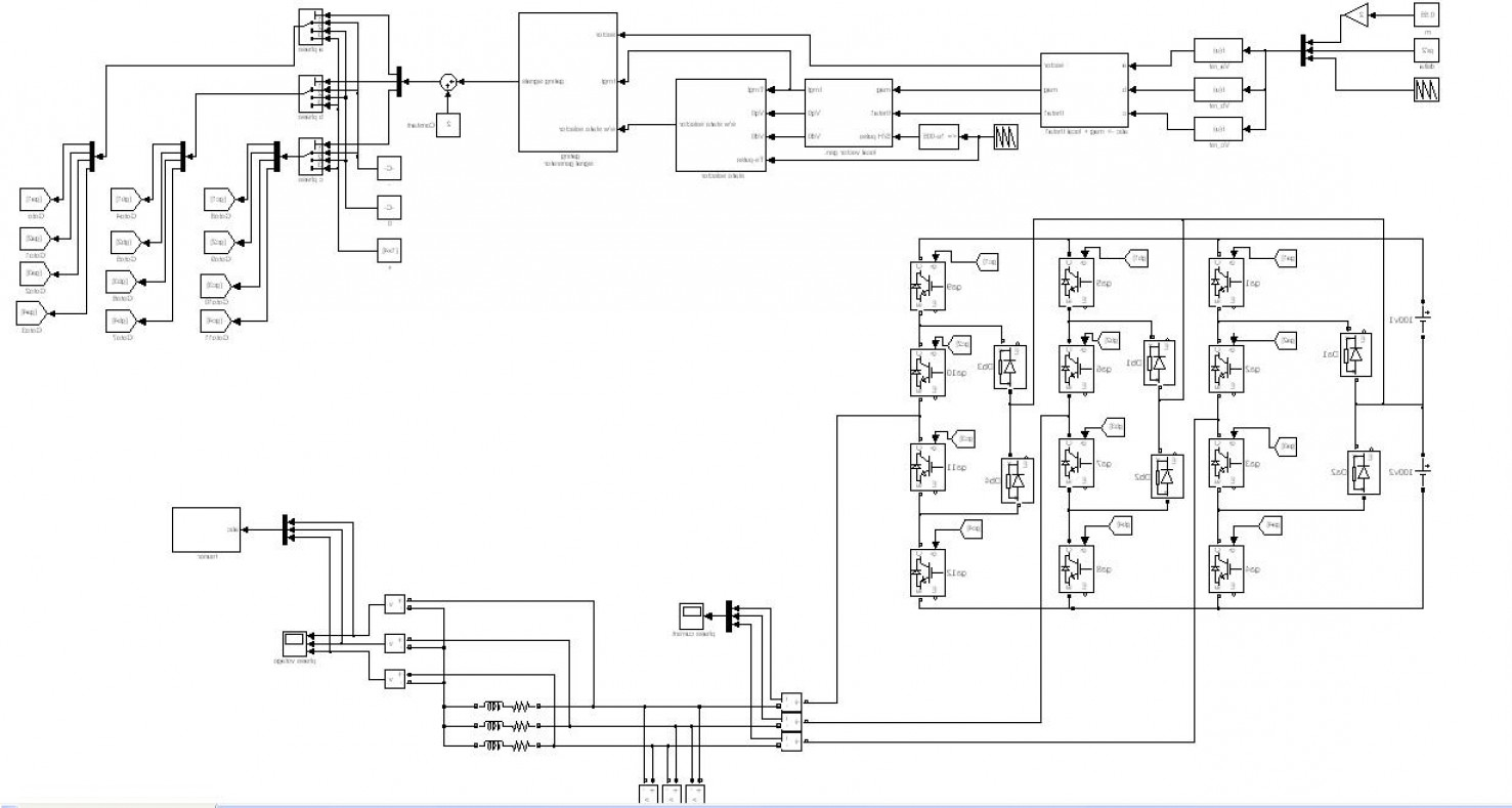 Space Vector PWM: Three Level Space Vector Based Pwm Techinque With Optimal Switching