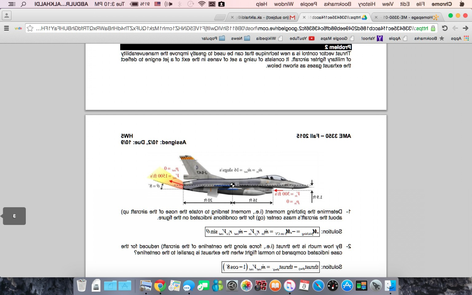 Thrust Vector Control: Thrust Vector Control New Technique Used Greatly Improve Maneuverability Military Fighter Q