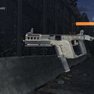 Ghost Recon Vector ACP: The Division What Are The Best Guns