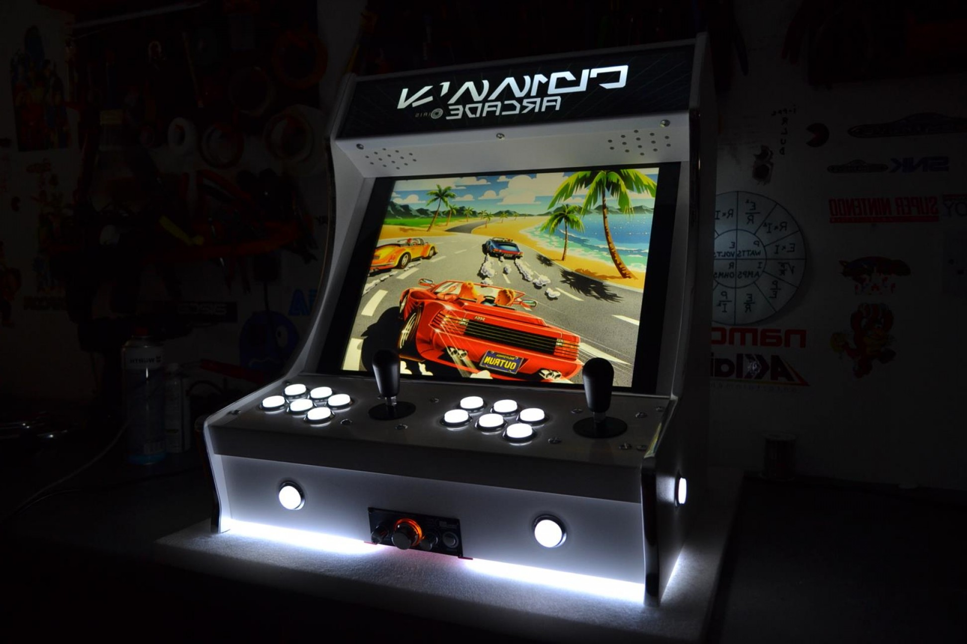 Vector Mini Arcade Machine: Tiny Arcade Machine The Most Expensive Toy I Ve Ever Purchased
