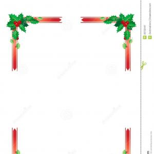 Christmas Frame Vector Art: Top Christmas Border Vector File Free