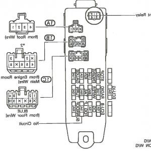 ECU Yamaha Vector: Toyota Matrix Fuse Box Corolla Diagram E Peg Gator Wire Harness Vector Wiring