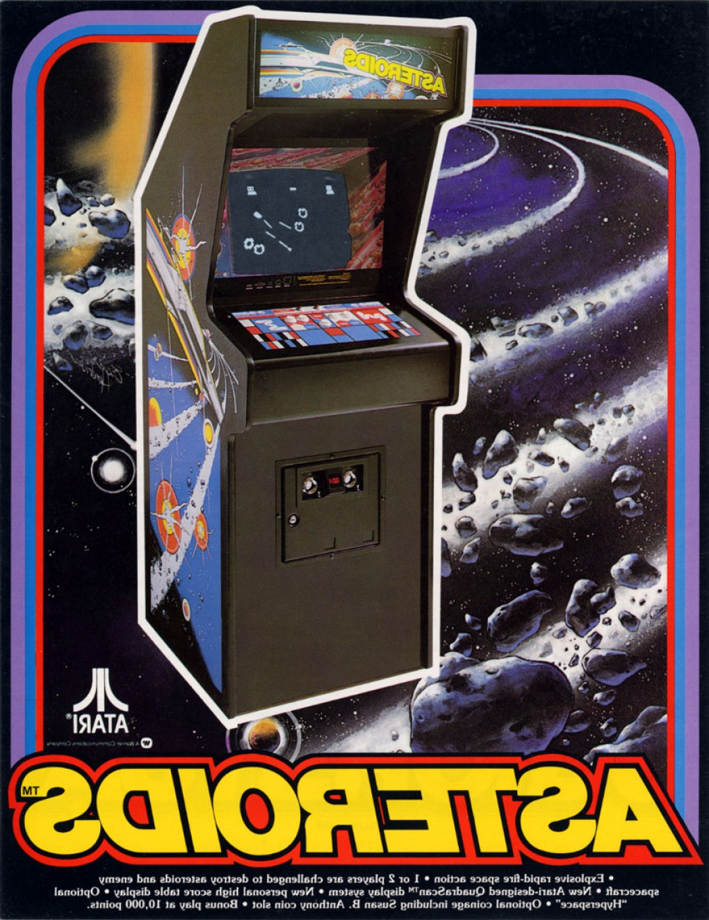 Vector Mini Arcade Machine: Top Biggest Grossing Arcade Games Of All Time