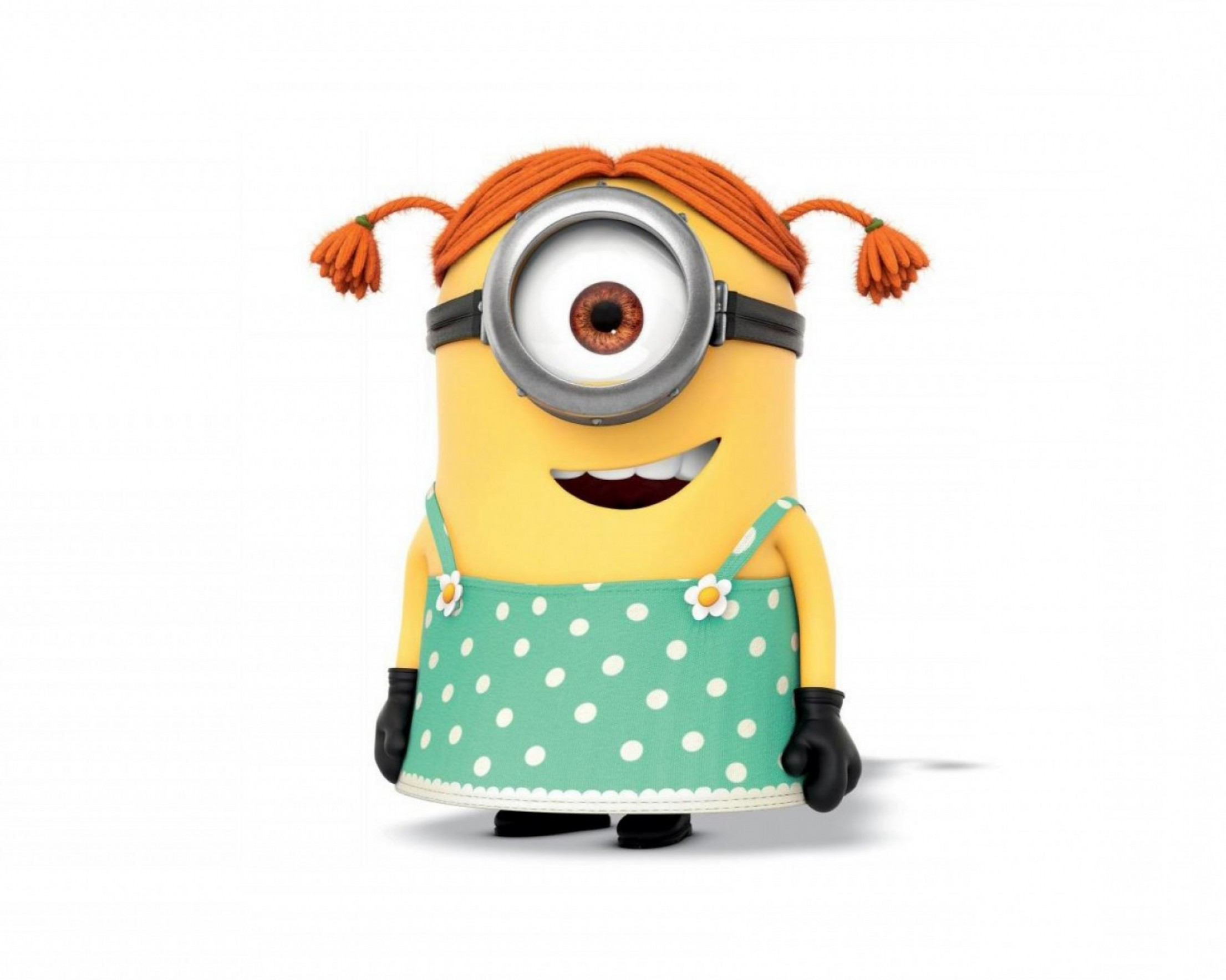 Minion From Despicable Me 2 Vector Image: Top Despicable Me Stuart Girl Minion Images