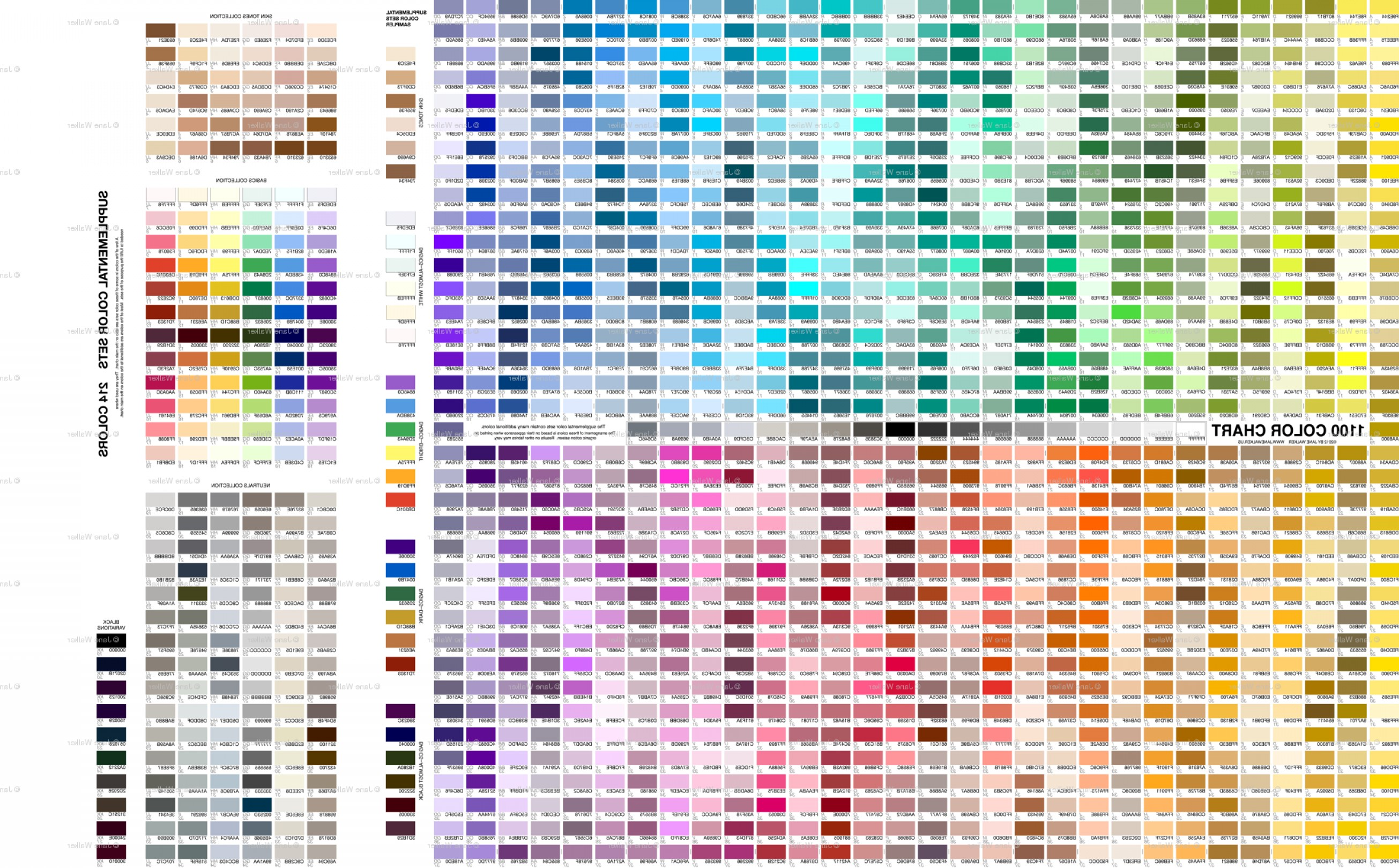 Color CMYK Chart Vector Free: Top Rrnew Chart Print Highres Library