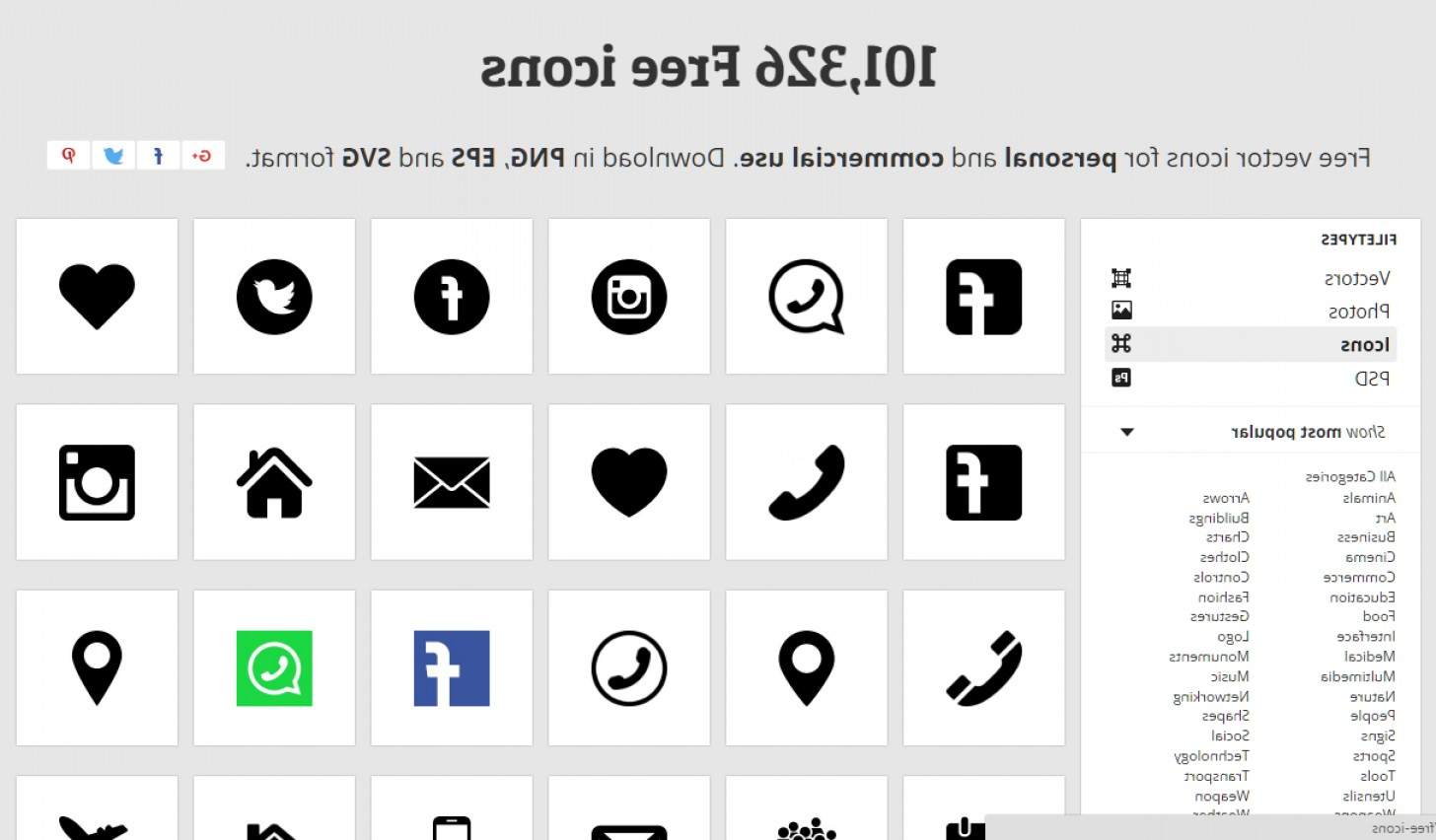 Vector Icons For Designers: Top Ui Ux Design Inspiration Websites Tools For Designers Aeccded