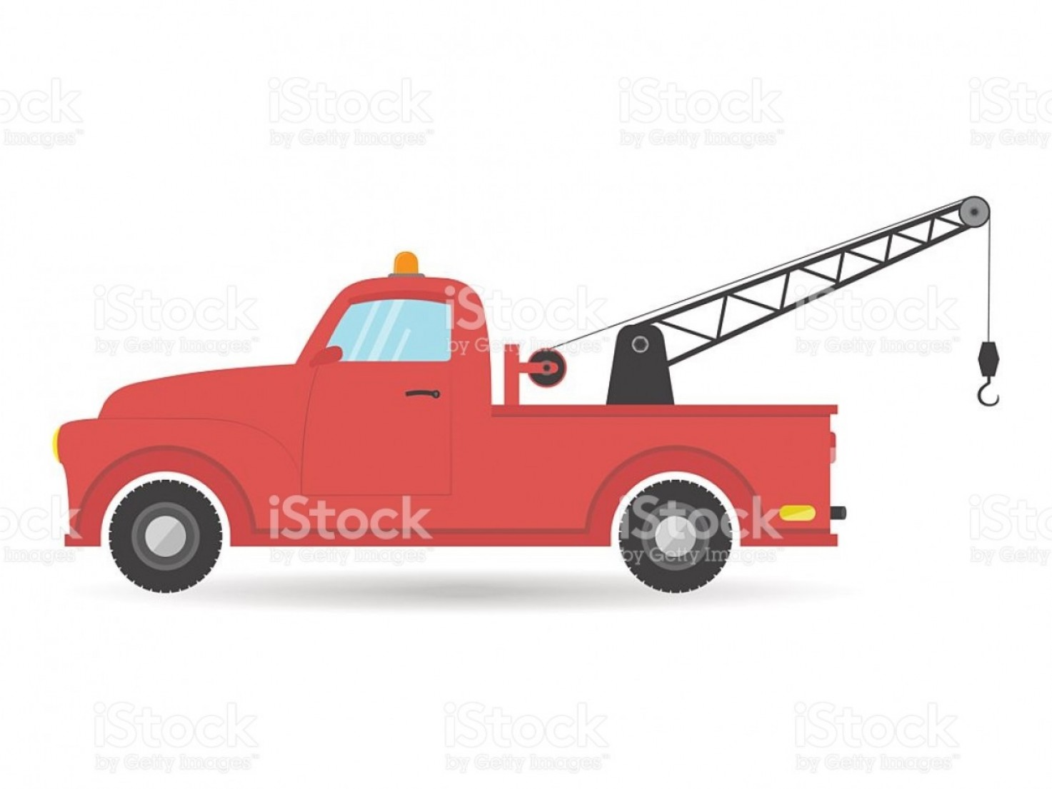 Towing Vector Clip Art: Tow Truck Van Car Vector Vehicle Icon Illustration Pick Up Auto Gm