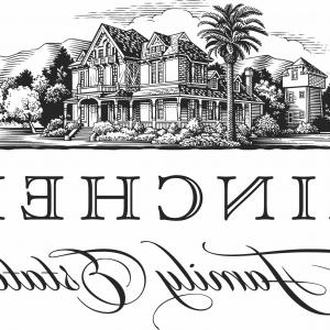 Hennessy Logo Vector: Trinchero Family Estates High Res Logo With Victorian