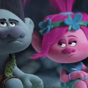 DreamWorks Trolls Vector Clear: Trolls Writers Tackle Fugly Princess Tomorrow