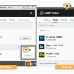 Adobe Creative Suite Icons Vector: Troubleshooting Adobe Creative Cloud Desktop App