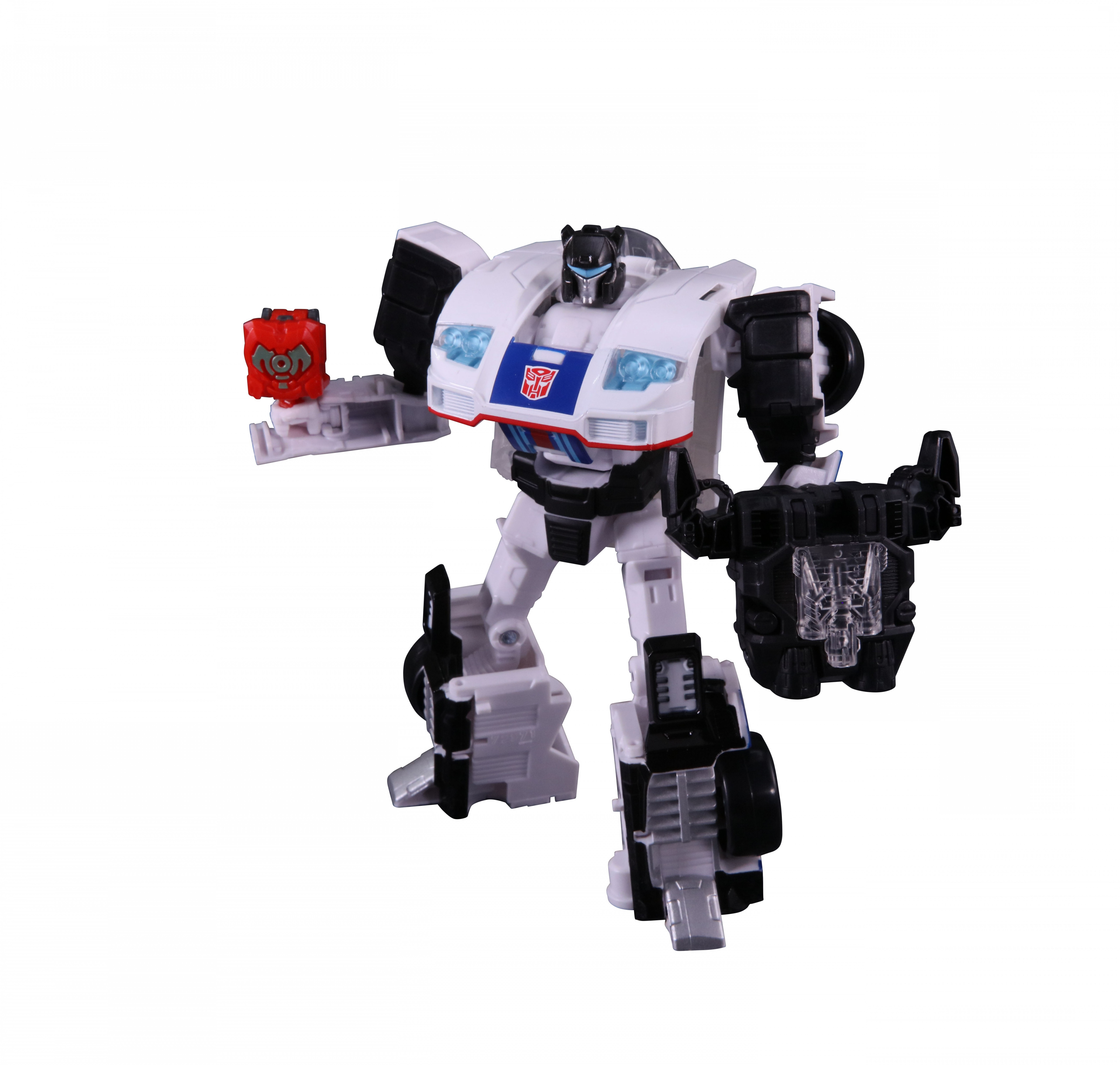 KRE-O Transformers Vector Prime: Transformers Power Of The Prime Pp Autobot Jazz