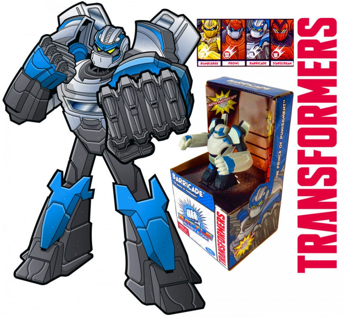 Transformers Vector Art: Transformers Vector Character Designs Toy Packaging I