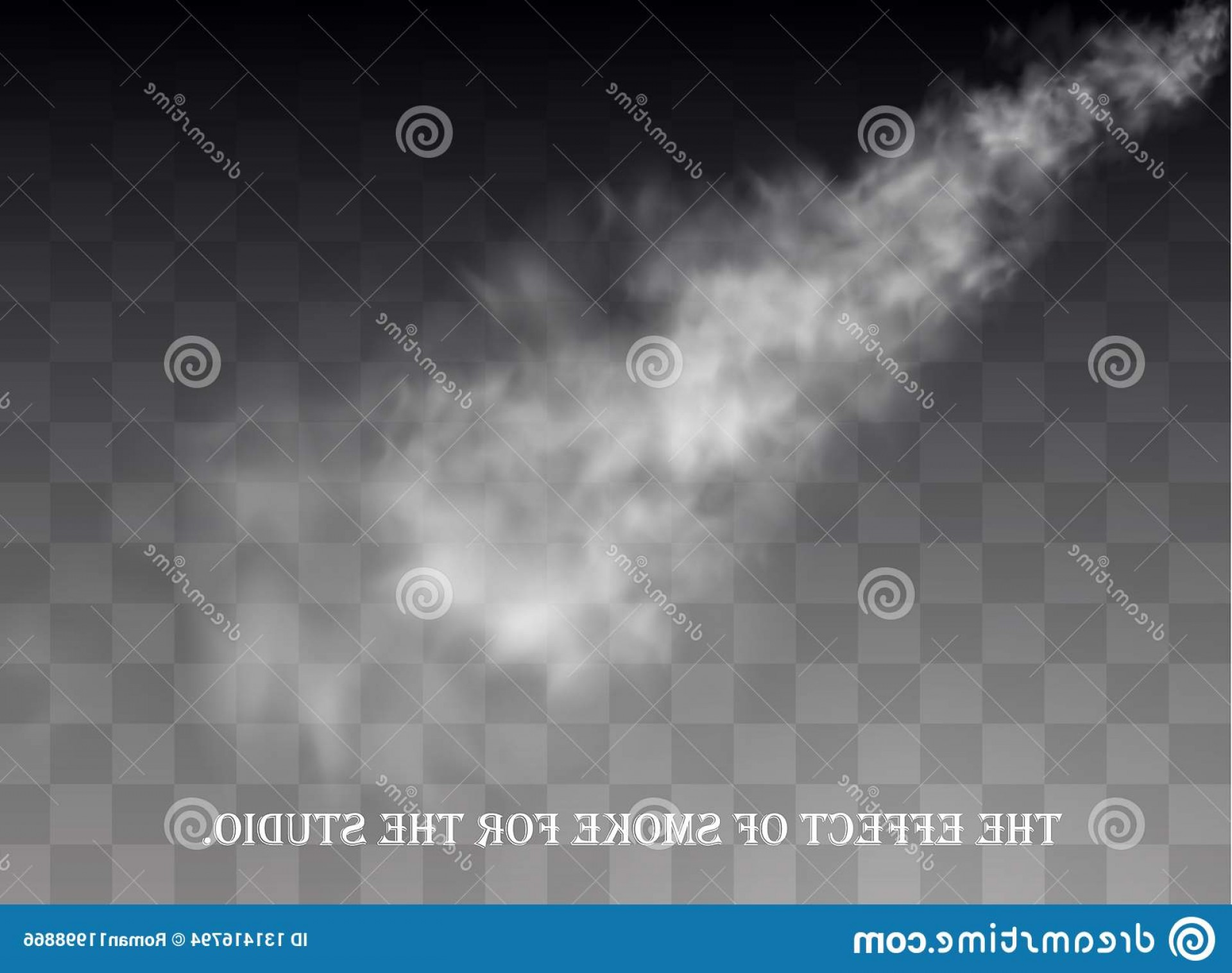 Billow Smoke Vector: Transparent Special Effect Stands Out Fog Smoke White Cloud Vector Fog Smog Vector Illustration White Gradient Image