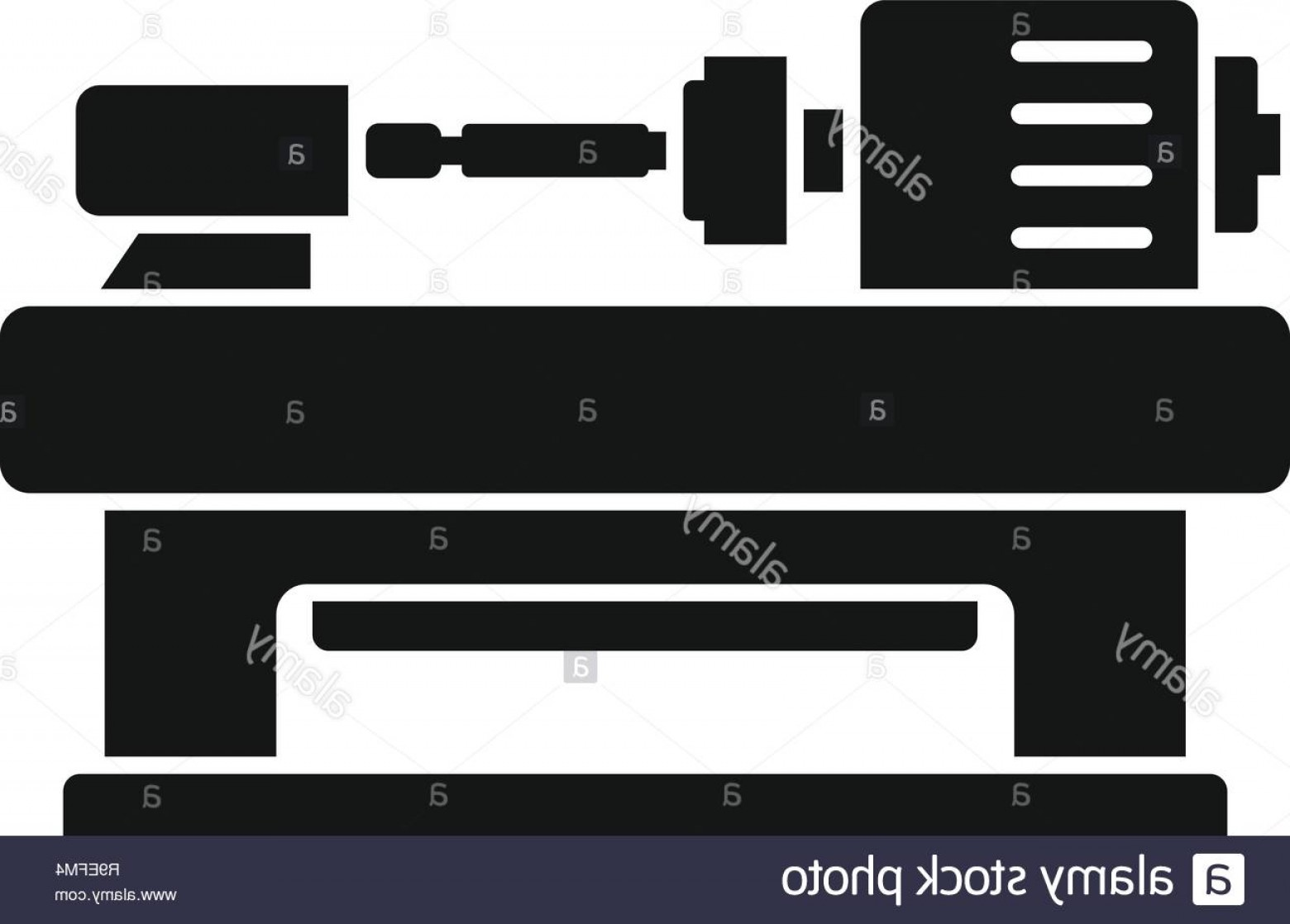 Vector Can Trim White: Trim Carpentry Icon Simple Illustration Of Trim Carpentry Vector Icon For Web Design Isolated On White Background Image