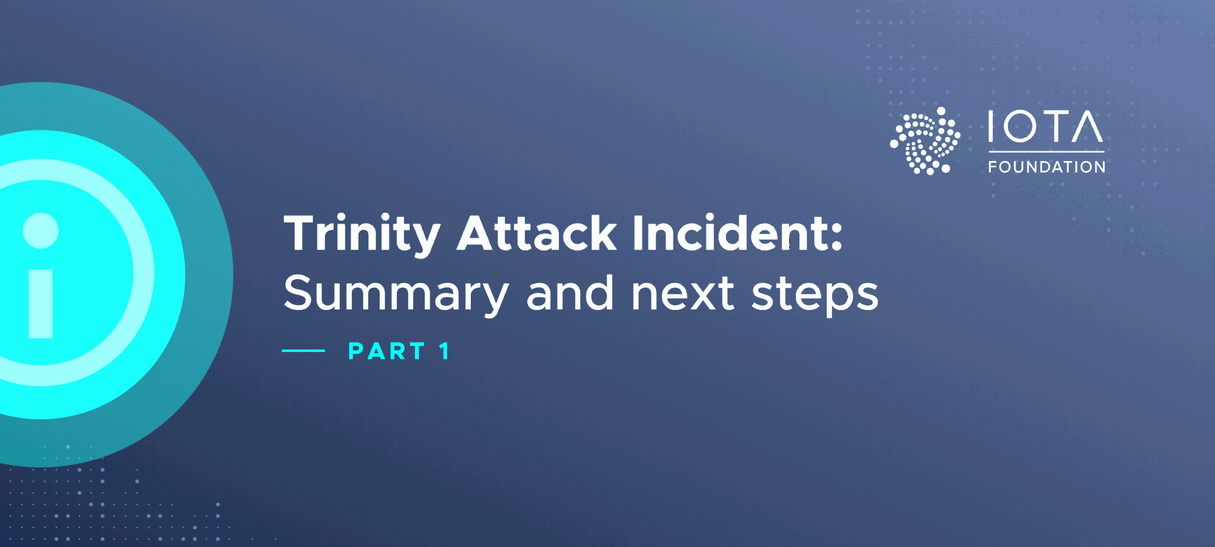 Multi-Vector Attack Plans: Trinity Attack Incident Part Summary And Next Steps Ccccde