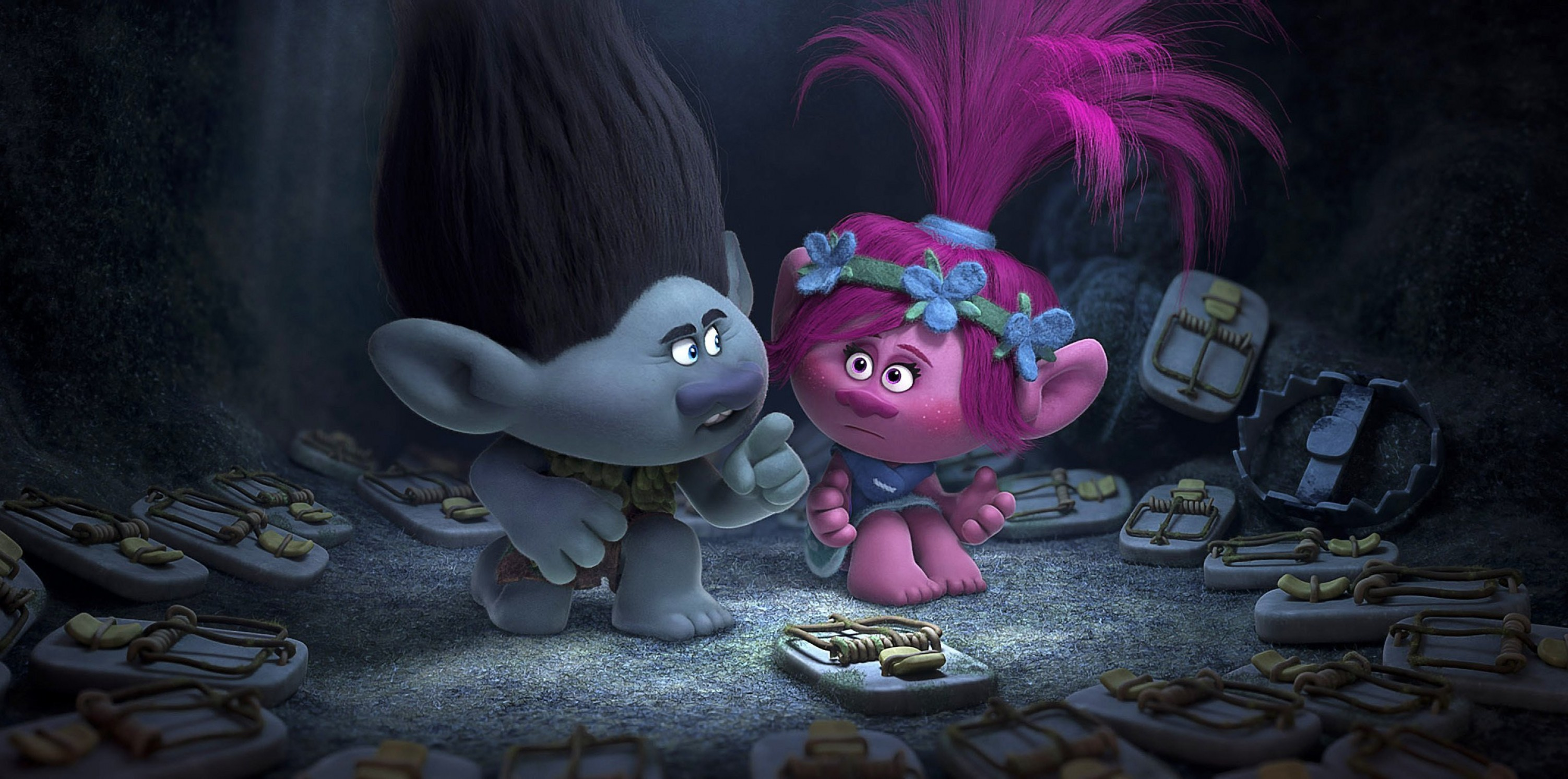 DreamWorks Trolls Vector Clear: Trolls Everywhere Nbcuniversal Aims To Use Parent Comcasts Reach To Spawn A Franchise