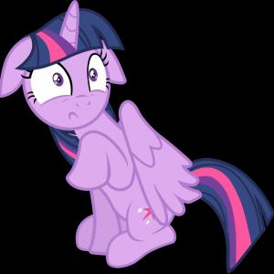 MLP Mad Twilight Vector: And Then There S This Filly