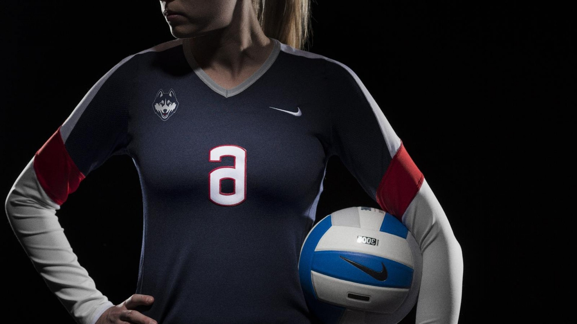 Nike Volleyball Vector Designs: Uconn Updates Visual Identity And New Uniforms For Huskies