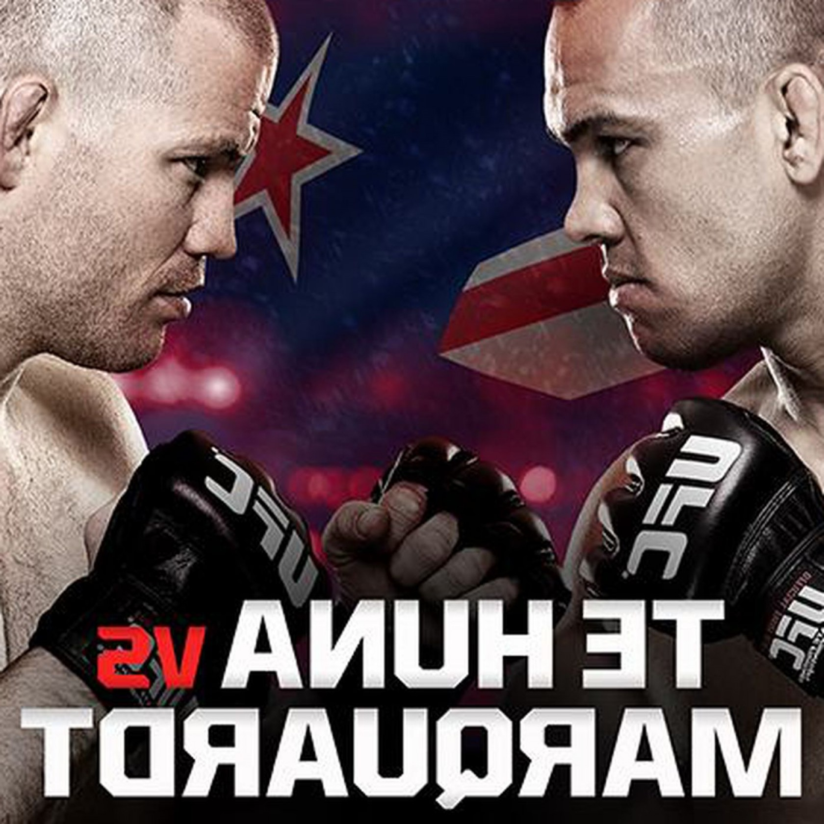 UFC Kick Vector: Ufc Fight Night Te Huna Vs Marquardt Live Results And Play By Play
