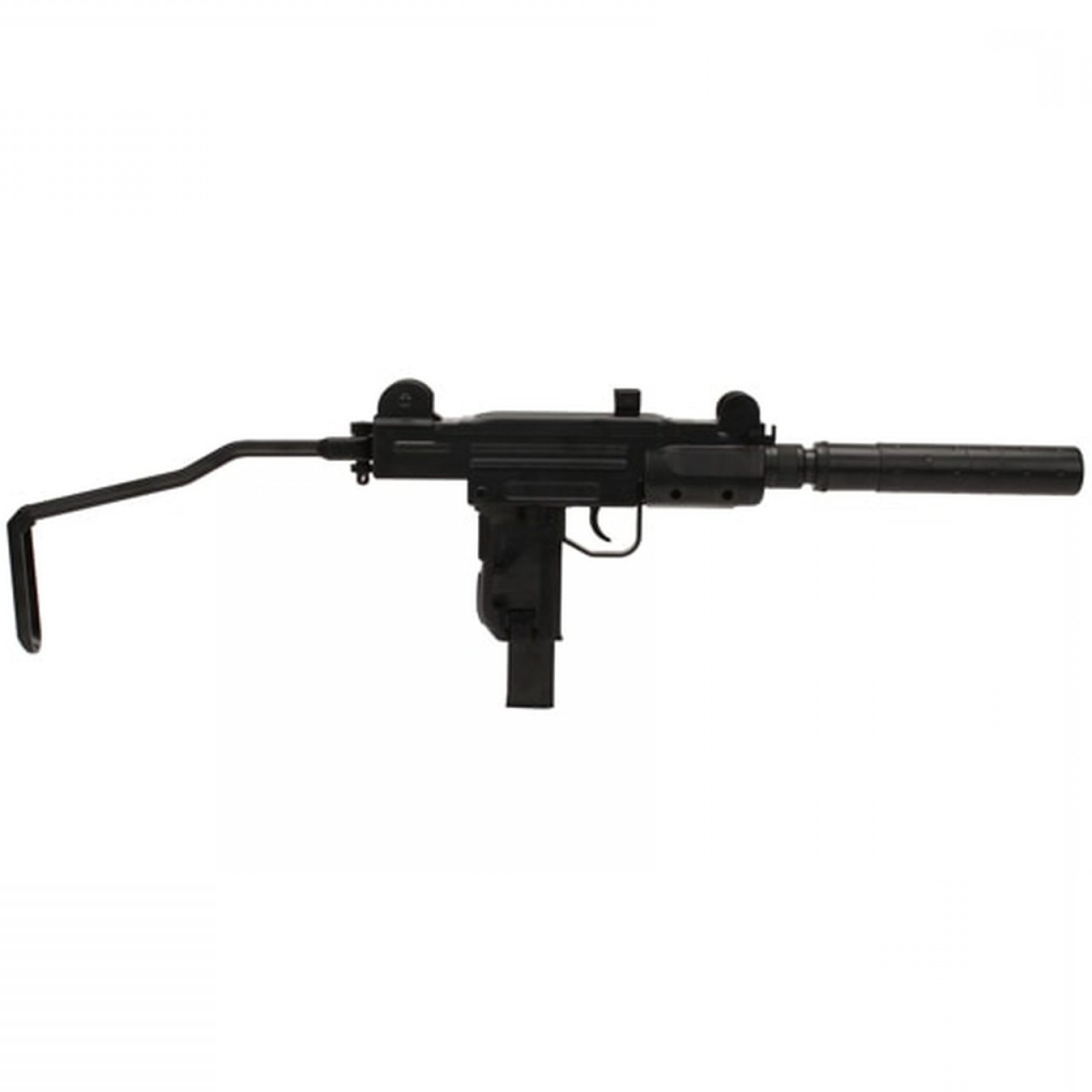 Vector Arms Uzi Manual: Umarex Uzi W Mock Silencer Bb Barrel Rd Black