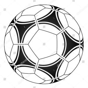 Vector Soccer Kick: Unique Stock Vector Soccer Ball Image