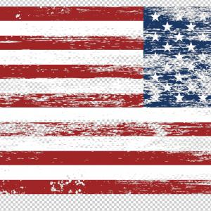 Distressed Flag Vector Digital: Distressed Flag Svg Tattered Flag Svg