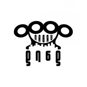 Gang Vector Graphics: Nyc Girl Gang Embroidery Rose Slogan