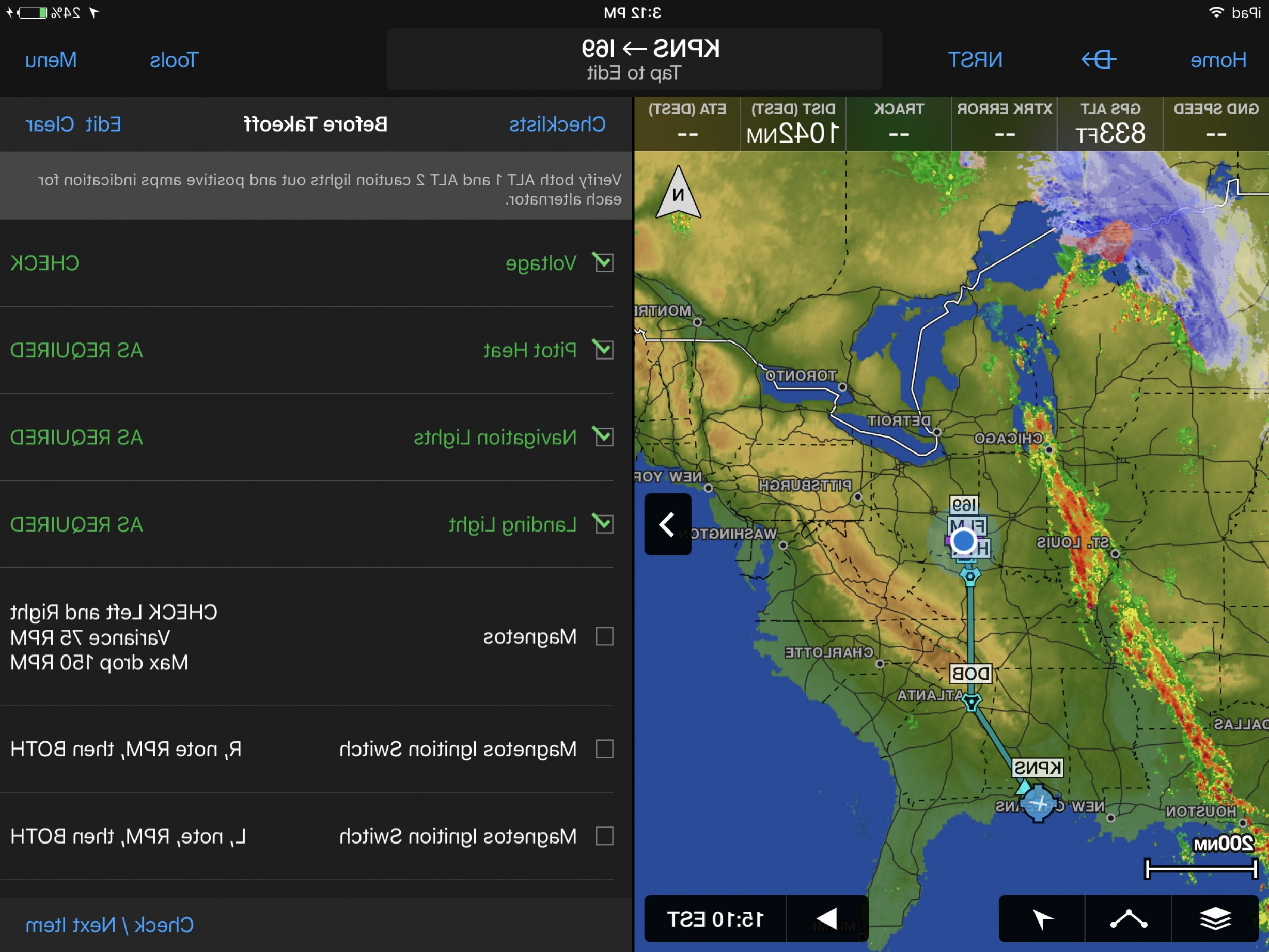 Users SkyVector.com: Use New Pre Flight Planning Tools Garmin Pilot