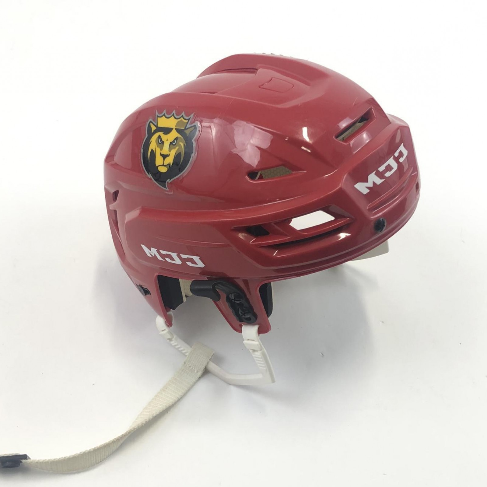 CCM Vector Helmet See Through: Used Green Bauer Re Akt Multiple Sizes Copy