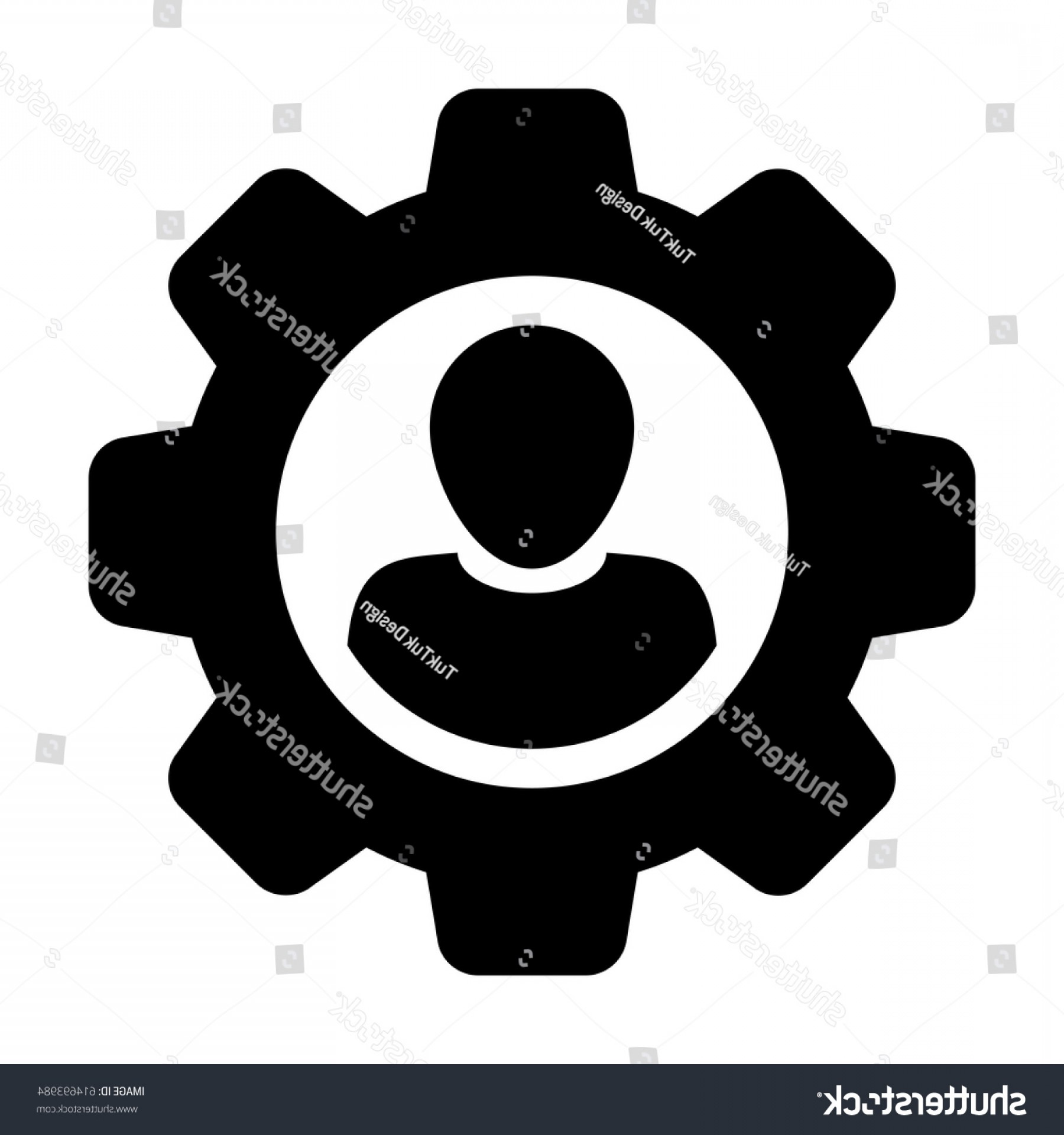Vector Configuration: User Icon Man Person Profile Avatar