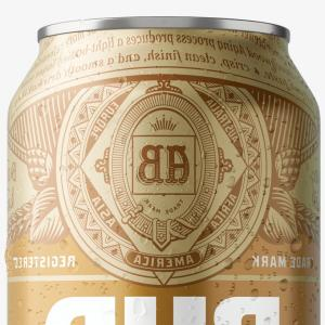 Bud Lite Beer Can Vector: Uwroqtetbud Light Gold Can Bud Light