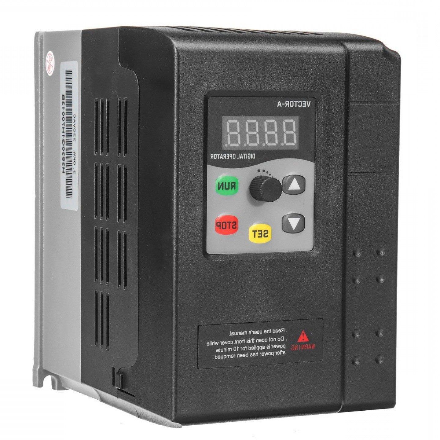 Vector Jump Starter Power Supply: V Kw Variable Frequency Inverter Vector Control Phase To Phase Frequency Inverter P