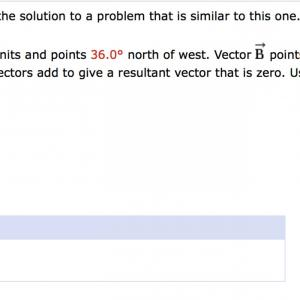 Adding Vector Components By: Vector Arrow Magnitude Units Points North West Vector B Arrow Points East Nort Q
