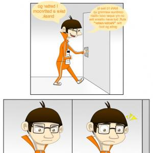 Off Of Despicable Me Vector: Vector Despicable Me Dm Bathroom Break By Chachi Deviant On Deviantart