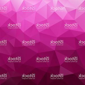 Hot Pink Vector Graphics: Abstract Hot Pink Wave Business Background
