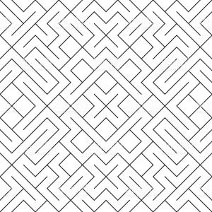 Vector Art Geometric Designs: Art Deco Geometric Vector Patterns