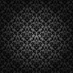 Damask Templates Vector: Vector Set Black Packaging Templates Brilliant