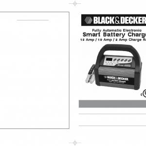 Vector Smart Battery Charger Manual: Vector Battery Charger Recondition Instructions