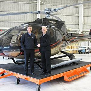 Vector Aerospace Canada: Airbus Helicopters Vector Aerospace Rockwell Collins Sign